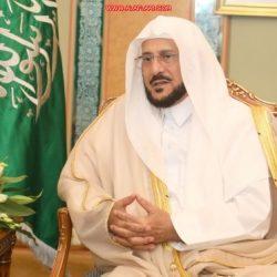 """""""آل الشيخ"""": القيادة تولي المواطن والمقيم عناية كبيرة.. والمملكة بلد الخير والعطاء والإنسانية"""
