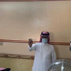 بالصور.. المسجد الحرام يستقبل أول أفواج المعتمرين وفق الإجراءات الاحترازية