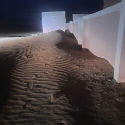 كورونا : تُغلق مسجدين في الأفلاج بعد إصابة مؤذنين