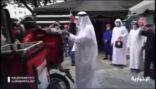 بالفيديو .. الاخبارية تسلط الضوء على استهداف برنامج خادم الحرمين الشريفين لتفطير الصائمين للعاملين بالصفوف الأولية لمكافحة فيروس كورونا بماليزيا