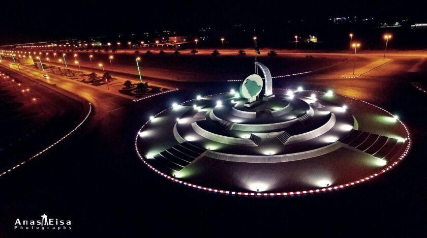 الأفلاج تصوير أنس عيسي