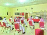 شاهد بالصور: الاجتماع الأول لأعضاء الجمعية العمومية لمجلس إدارة نادي التوباد الجديد …