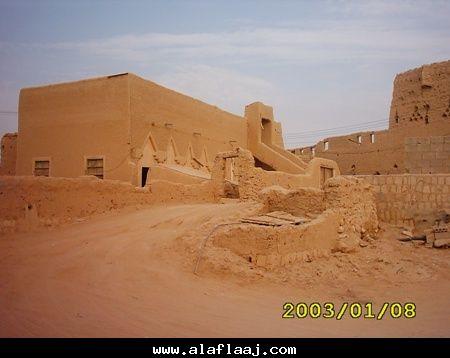 مسجدفي قرية (العمار) ال فهيد